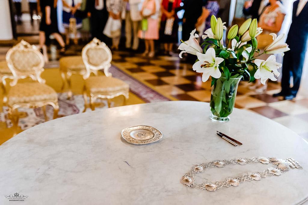 Ślub w sandomierskim Ratuszu