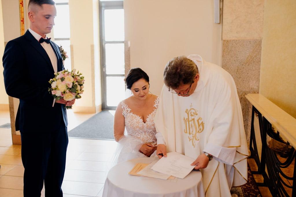 fotograf ślubny Rzeszów, hotel Hibiskus