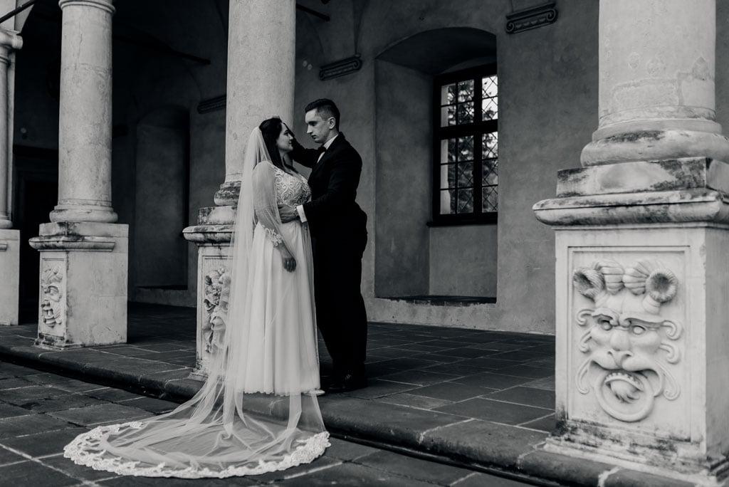 fotograf ślubny Rzeszów, sesja ślubna Baranów Sandomierski