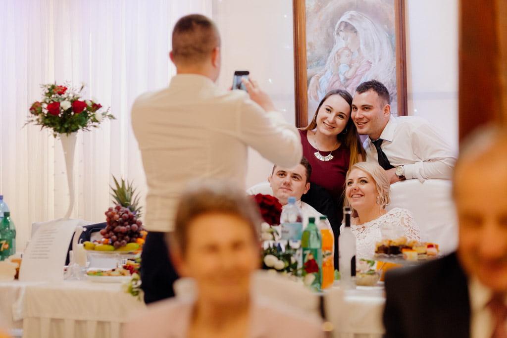 fotograf ślubny Sandomierz, dom weselny Karolina