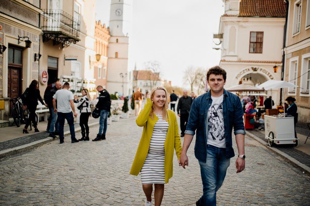 fotograf ślubny Sandomierz, sesja narzeczeńska