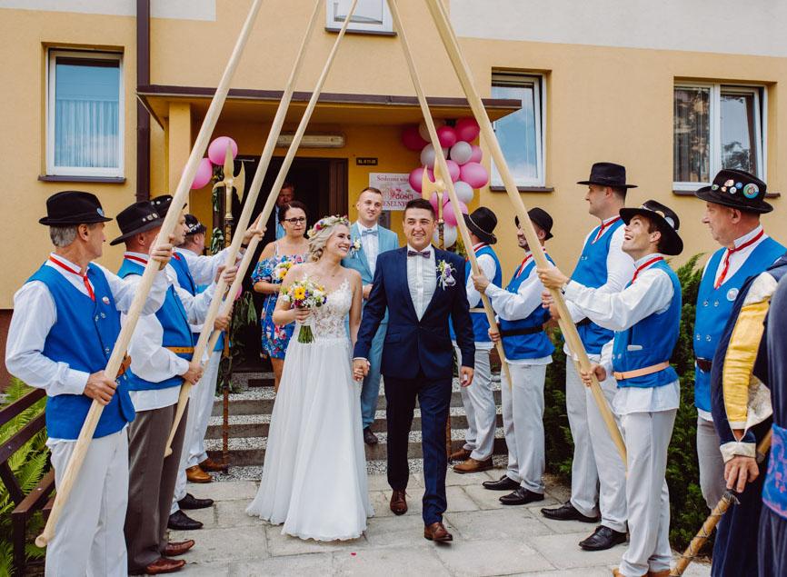 fotograf ślubny stalowa wola, flisacy ulanów