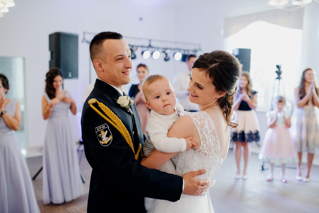 Marynarski ślub i wesele w okolicach sandomierza