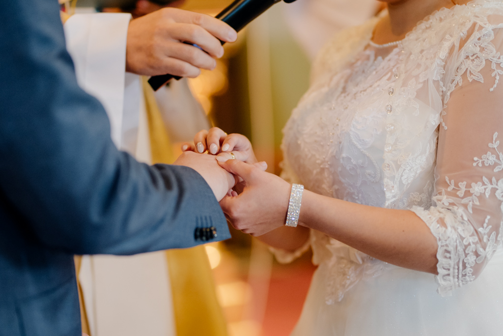 ślub kościelny, fotograf stalowa wola