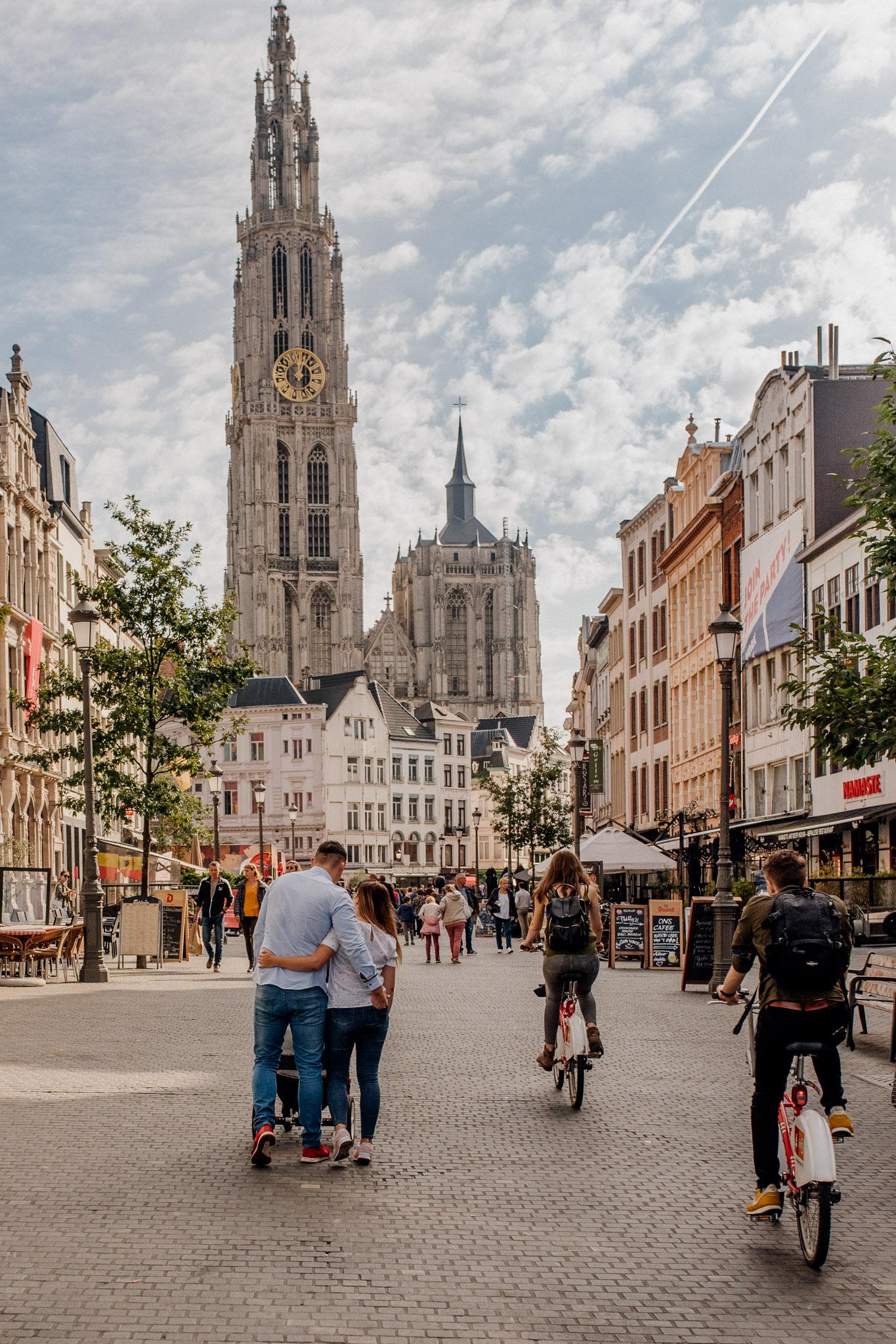 sesja ślubna w belgii