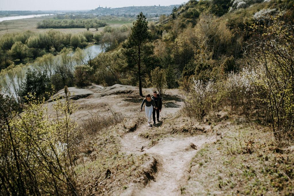 sandomierskie pieprzówki sesja w górach