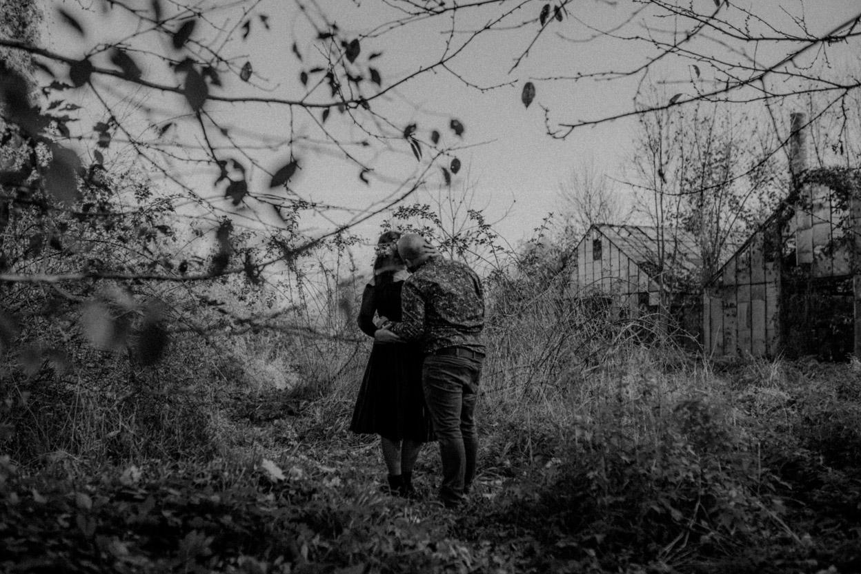 przepiękna sesa w parku charzewickim