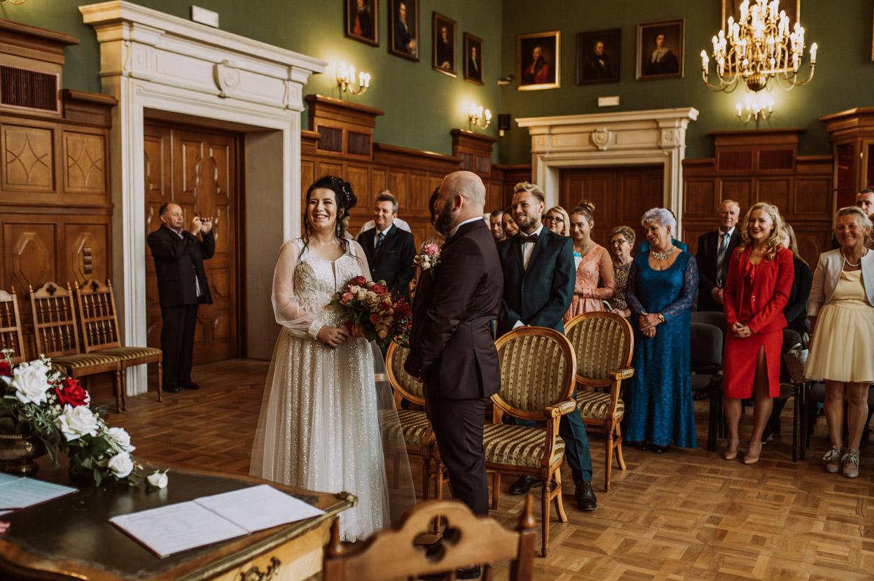 Pałac w Tarnobrzegu, piekne miejsce na ślub cywilny
