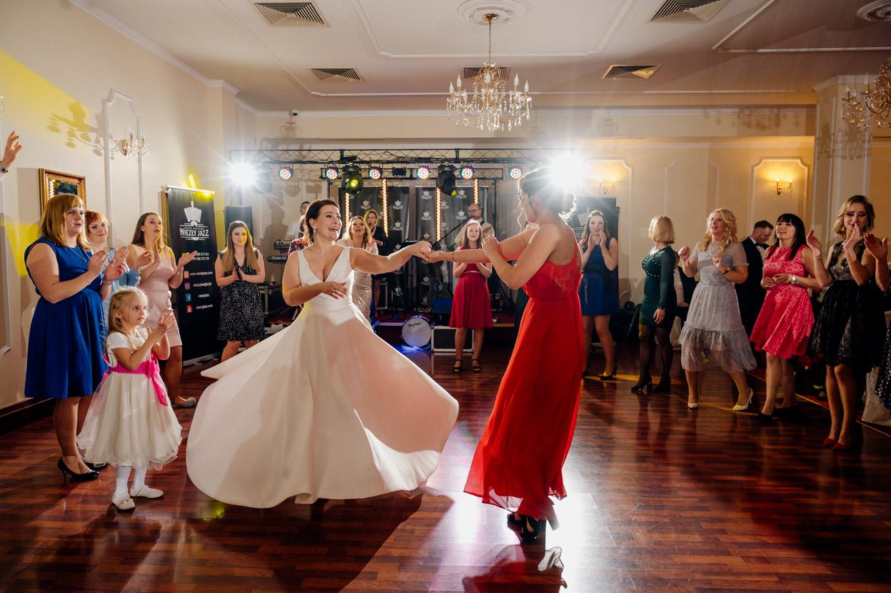 zabawa weselna, sala weselna w warszawie