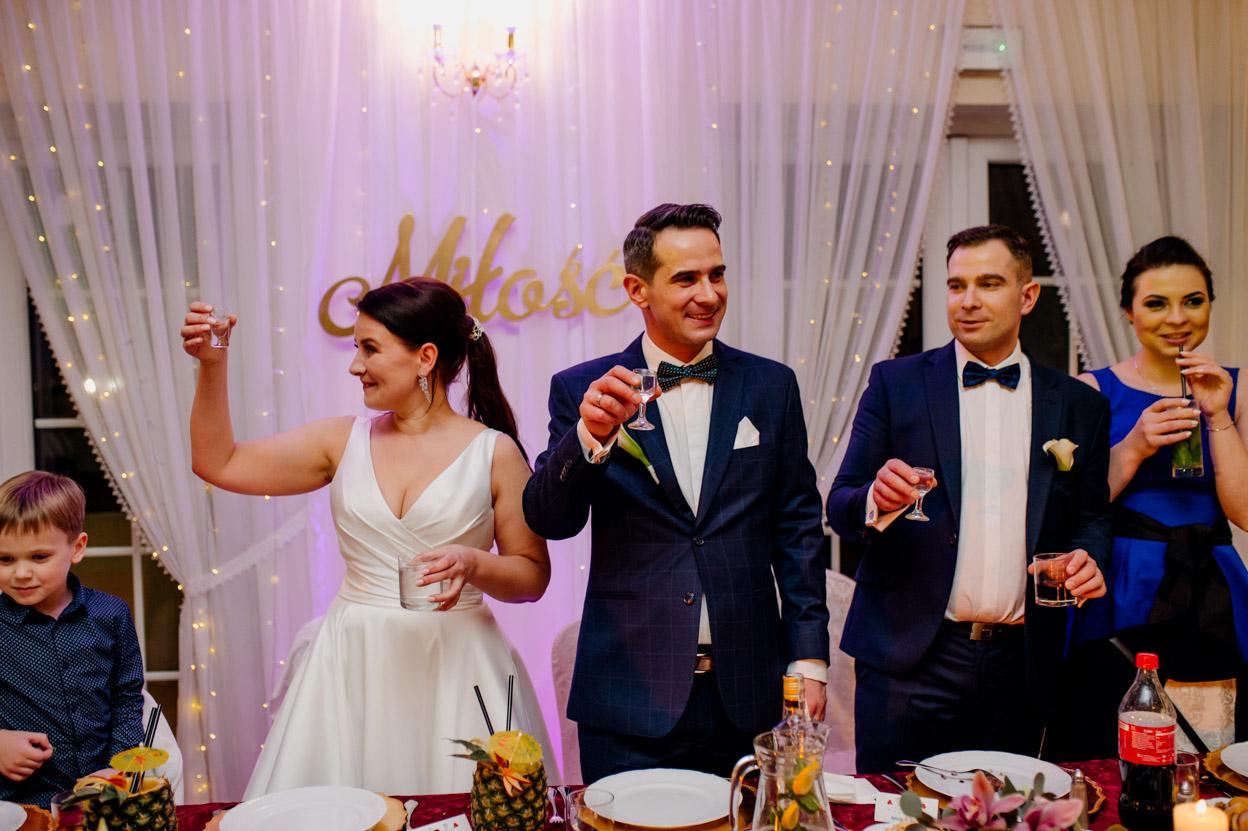 wódka na wesele, alkohol weselny