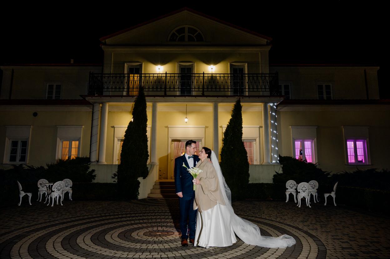 fotografia ślubna lawendowy pałacyk w warszawie