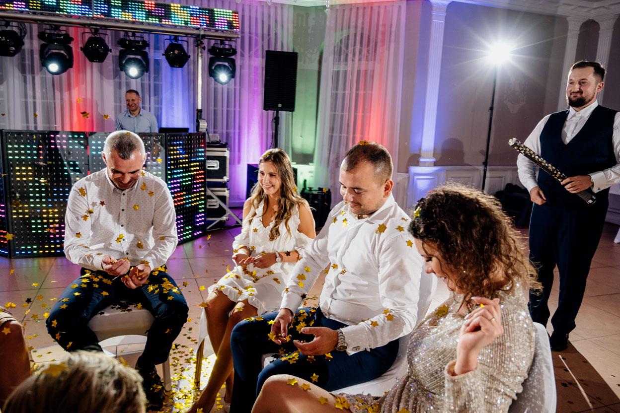 zabawa weselna, fotografia ślubna kielce, fotograf kielce